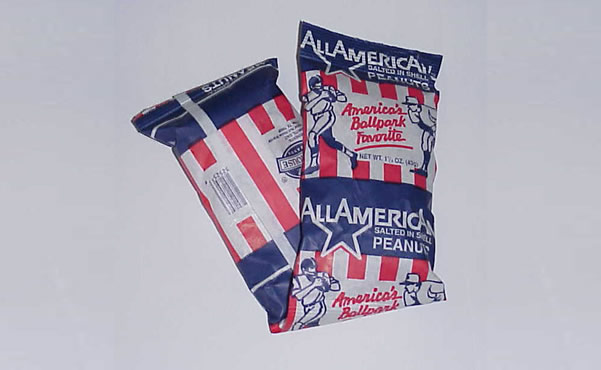 All American Bag of Peanuts