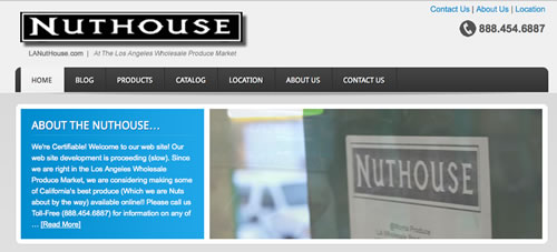 New And Improved Nuthouse Website